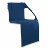 Picnic Time Stadium Seat - Navy Louisiana Tech Bulldogs