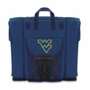 Picnic Time Stadium Seat - Navy West Virginia University Mountaineers