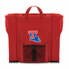Picnic Time Stadium Seat - Red Louisiana Tech Bulldogs