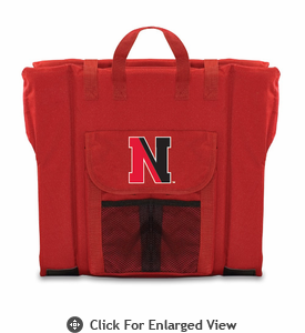 Picnic Time Stadium Seat - Red Northeastern University Huskies