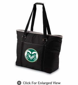 Picnic Time Tahoe - Black Colorado State Rams