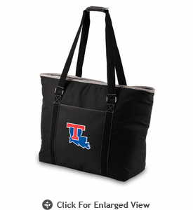 Picnic Time Tahoe - Black Louisiana Tech Bulldogs
