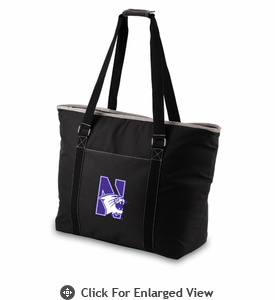 Picnic Time Tahoe - Black Northwestern University Wildcats