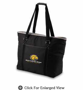 Picnic Time Tahoe - Black Southern Miss Golden Eagles