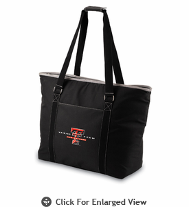 Picnic Time Tahoe - Black Texas Tech Red Raiders