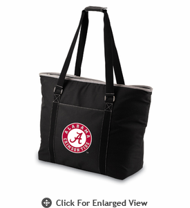 Picnic Time Tahoe - Black University of Alabama Crimson Tide