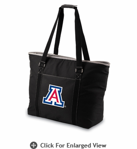 Picnic Time Tahoe - Black University of Arizona Wildcats