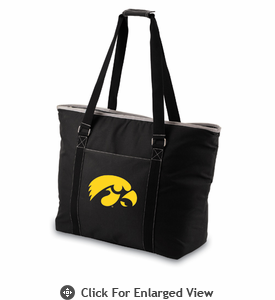 Picnic Time Tahoe - Black University of Iowa Hawkeyes