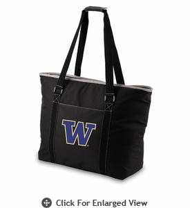 Picnic Time Tahoe - Black University of Washington Huskies