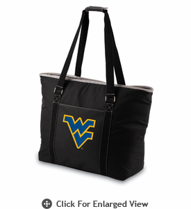 Picnic Time Tahoe - Black West Virginia University Mountaineers