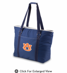 Picnic Time Tahoe - Navy Blue Auburn University Tigers