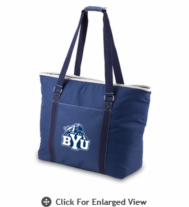 Picnic Time Tahoe - Navy Blue BYU Cougars