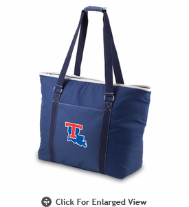 Picnic Time Tahoe - Navy Blue Louisiana Tech Bulldogs