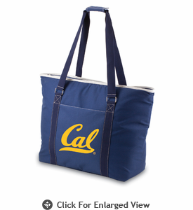 Picnic Time Tahoe - Navy Blue UC Berkeley Golden Bears