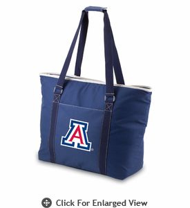 Picnic Time Tahoe - Navy Blue University of Arizona Wildcats