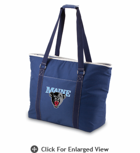 Picnic Time Tahoe - Navy Blue University of Maine Black Bears