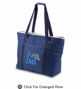 Picnic Time Tahoe - Navy Blue University of Memphis Tigers