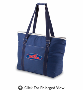 Picnic Time Tahoe - Navy Blue University of Mississippi Rebels