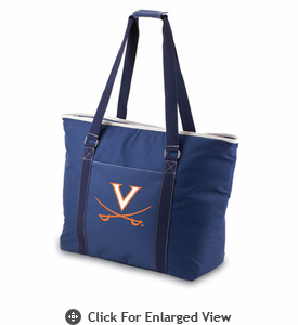 Picnic Time Tahoe - Navy Blue University of Virginia Cavaliers