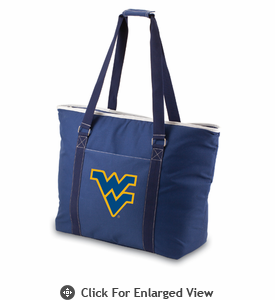 Picnic Time Tahoe - Navy Blue West Virginia University Mountaineers