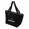 Picnic Time Topanga Digital Print - Black Tote Vanderbilt University Commodores
