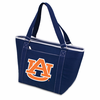 Picnic Time Topanga Digital Print - Navy Tote Auburn University Tigers
