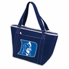 Picnic Time Topanga Digital Print - Navy Tote Duke University Blue Devils