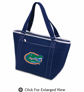 Picnic Time Topanga Digital Print - Navy Tote University of Florida Gators
