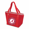 Picnic Time Topanga Digital Print - Red Tote University of Alabama Crimson Tide