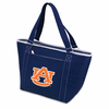 Picnic Time Topanga Embroidered - Navy Tote Auburn University Tigers