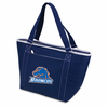 Picnic Time Topanga Embroidered - Navy Tote Boise State Broncos