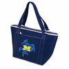 Picnic Time Topanga Embroidered - Navy Tote McNeese State Cowboys