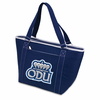 Picnic Time Topanga Embroidered - Navy Tote Old Dominion Monarchs