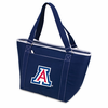 Picnic Time Topanga Embroidered - Navy Tote University of Arizona Wildcats