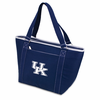 Picnic Time Topanga Embroidered - Navy Tote University of Kentucky Wildcats