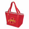 Picnic Time Topanga Embroidered - Red Tote Iowa State Cyclones