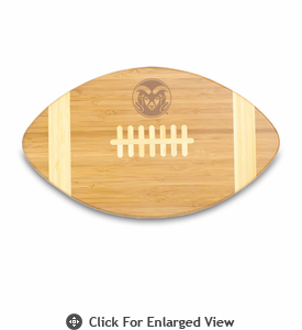 Picnic Time Touchdown! Cutting Board  Colorado State Rams