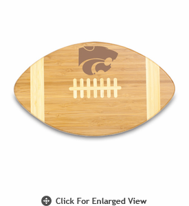 Picnic Time Touchdown! Cutting Board  Kansas State Wildcats