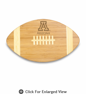 Picnic Time Touchdown! Cutting Board  University of Arizona Wildcats