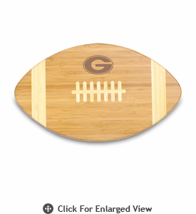 Picnic Time Touchdown! Cutting Board  University of Georgia Bulldogs