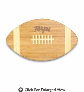 Picnic Time Touchdown! Cutting Board  University of Maryland Terrapins