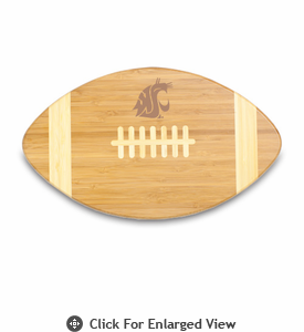Picnic Time Touchdown! Cutting Board  Washington State Cougars