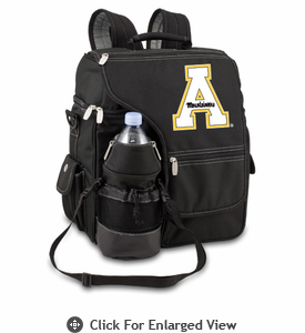 Picnic Time Turismo Black - Digital Print Appalachian State Mountaineers