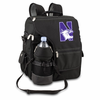 Picnic Time Turismo Black - Digital Print Northwestern University Wildcats