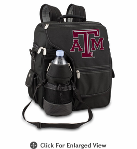 Picnic Time Turismo Black - Digital Print Texas A & M Aggies