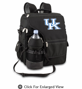 Picnic Time Turismo Black - Digital Print University of Kentucky Wildcats