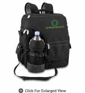 Picnic Time Turismo Black - Digital Print University of Oregon Ducks