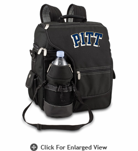 Picnic Time Turismo Black - Digital Print University of Pittsburgh Panthers