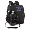 Picnic Time Turismo Black - Digital Print University of Washington Huskies