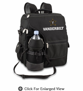 Picnic Time Turismo Black - Digital Print Vanderbilt University Commodores